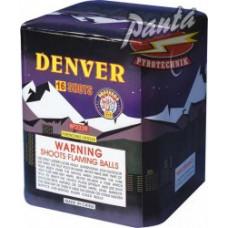 Denver 25 ran