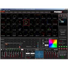 Ovládání laseru Phoenix Pro+